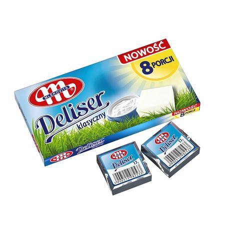 Deliser, Ser twarogowy topiony klasyczny marki Mlekovita - zdjęcie nr 1 - Bangla