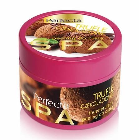 Perfecta SPA, Regenerujący peeling do ciała Trufle Czekoladowe marki Dax Cosmetics - zdjęcie nr 1 - Bangla