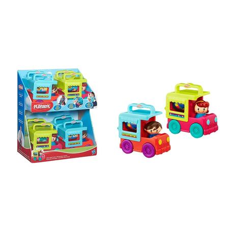 Hasbro, Miniciężarówki Playskool marki Hasbro - zdjęcie nr 1 - Bangla