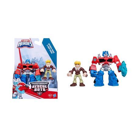 Hasbro, Transformers Rescue Bots z figurką Playskool Heroes marki Hasbro - zdjęcie nr 1 - Bangla