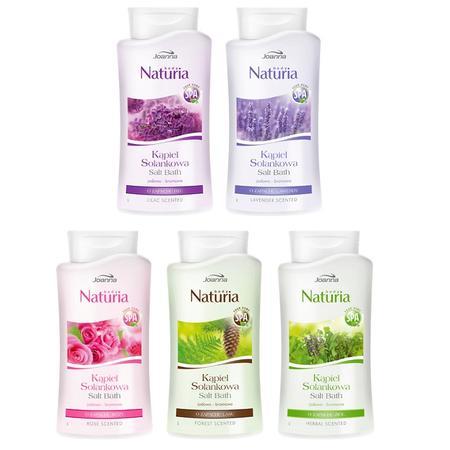 Naturia Body, Kąpiel solankowa - różne zapachy marki Joanna - zdjęcie nr 1 - Bangla