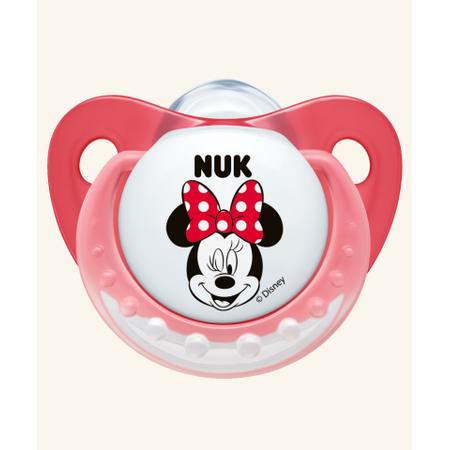 NUK Trendline Disney Myszka Miki, smoczek uspokajający marki Nuk - zdjęcie nr 1 - Bangla