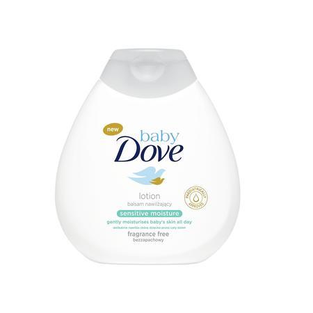 Baby Dove,  Balsam nawilżający dla dzieci Sensitive Moisture marki Unilever - zdjęcie nr 1 - Bangla