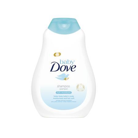 Baby Dove, szampon Rich Moisture  marki Unilever - zdjęcie nr 1 - Bangla