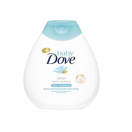 Baby Dove, Balsam nawilżający dla dzieci Rich Moisture marki Unilever - zdjęcie nr 1 - Bangla