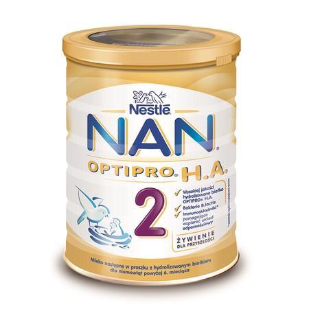 NAN OPTIPRO H.A. 2, Mleko następne w proszku z hydrolizowanym białkiem marki Mleka modyfikowane NAN OPTIPRO 2 - zdjęcie nr 1 - Bangla