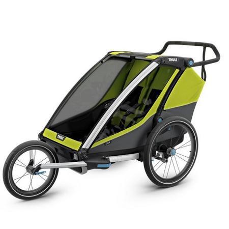 Thule Chariot Cab 2, Przyczepka sportowa, rowerowa marki Thule - zdjęcie nr 1 - Bangla