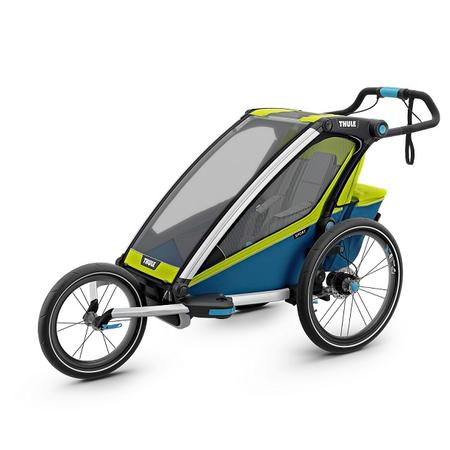 Thule Chariot Sport, Przyczepka sportowa, rowerowa marki Thule - zdjęcie nr 1 - Bangla