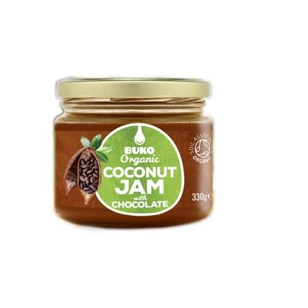 Dżem kokosowy z czekoladą (Coconut Jam with chocolate) marki Buko Organic - zdjęcie nr 1 - Bangla