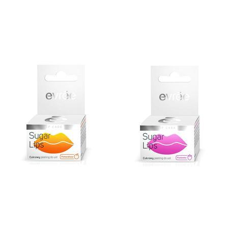 Sugar Lips, Cukrowy peeling do ust marki Evree - zdjęcie nr 1 - Bangla