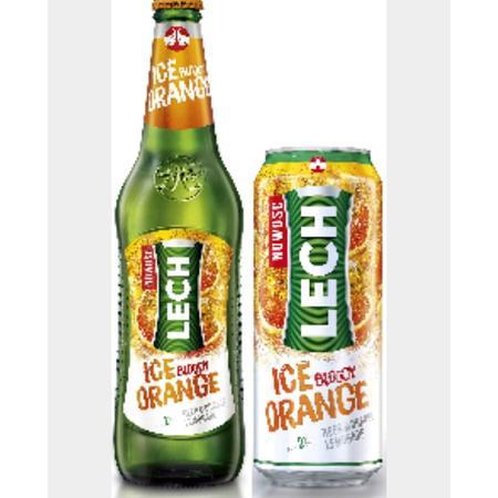 Ice blood orange, Piwo marki Lech - zdjęcie nr 1 - Bangla