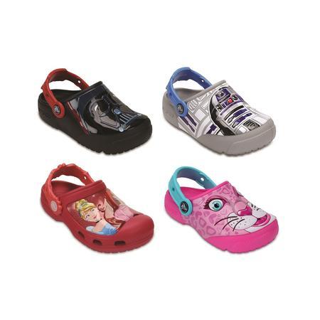 Crocs, chodaki dziecięce, różne modele marki Crocs - zdjęcie nr 1 - Bangla