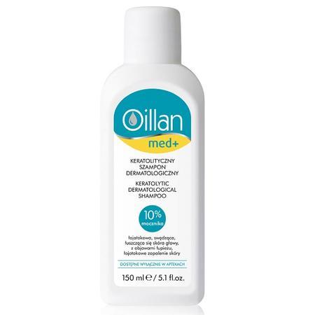 Oillan Med+, Keratolityczny szampon dermatologiczny marki Oceanic - zdjęcie nr 1 - Bangla