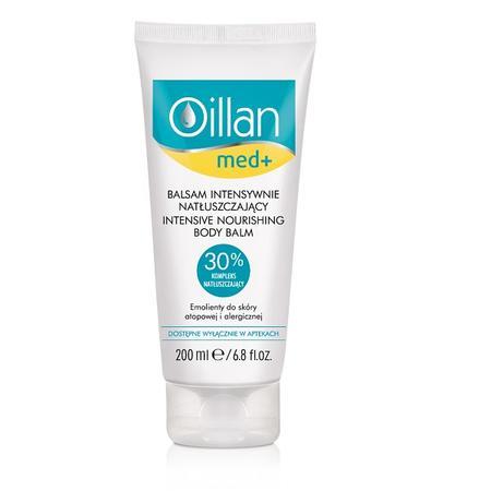 Oillan med+, Balsam intensywnie natłuszczający marki Oceanic - zdjęcie nr 1 - Bangla