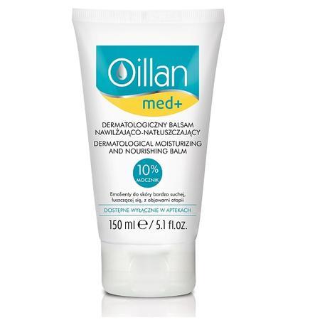 Oillan med+, Dermatologiczny balsam nawilżająco-natłuszczający marki Oceanic - zdjęcie nr 1 - Bangla