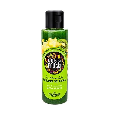 Tutti Frutti Kiwi & Karambola, Peeling myjący do ciała marki Farmona - zdjęcie nr 1 - Bangla