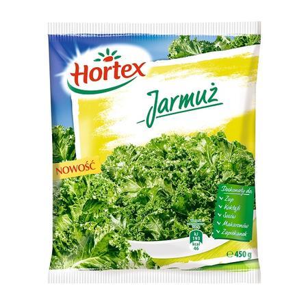 Jarmuż, mrożone warzywa marki Hortex - zdjęcie nr 1 - Bangla