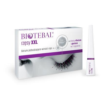 Biotebal rzęsy XXL, serum pobudzające wzrost rzęs/ odżywka do rzęs marki Z.F Polpharma S.A - zdjęcie nr 1 - Bangla