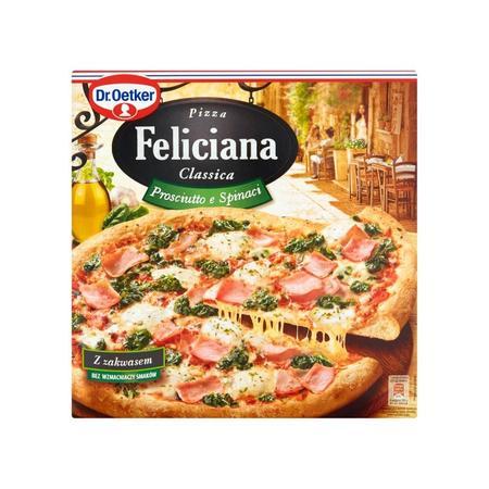 Feliciana Prosciutto e Spinaci, Pizza marki Dr Oetker - zdjęcie nr 1 - Bangla