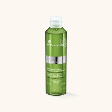 Elixir Jeunesse, Detoksykujący żel micelarny marki Yves Rocher - zdjęcie nr 1 - Bangla