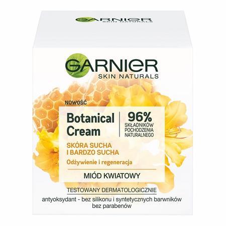 Garnier Skin Naturals, Botanical Cream, Krem nawilżający Miód kwiatowy marki L'oreal Paris - zdjęcie nr 1 - Bangla