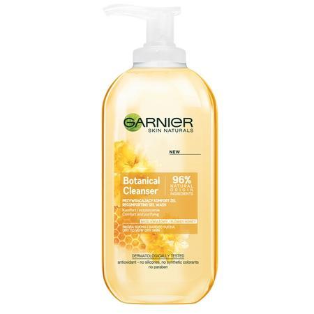 Garnier Skin Naturals, Botanical Cleanser, Żel do mycia twarzy Miód Kwiatowy marki L'oreal Paris - zdjęcie nr 1 - Bangla
