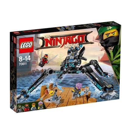 The Ninjago Movie, Nartnik (70611) marki Lego - zdjęcie nr 1 - Bangla
