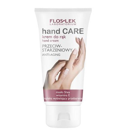 Hand Care, Krem do rąk przeciwstarzeniowy marki FlosLek - zdjęcie nr 1 - Bangla