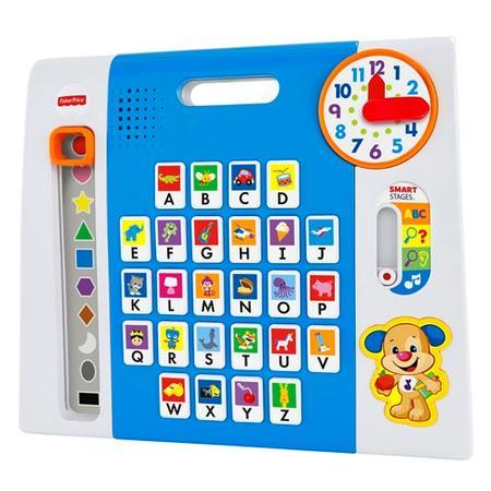 Fisher Price, Edukacyjna tablica malucha (DRJ13) marki Mattel - zdjęcie nr 1 - Bangla