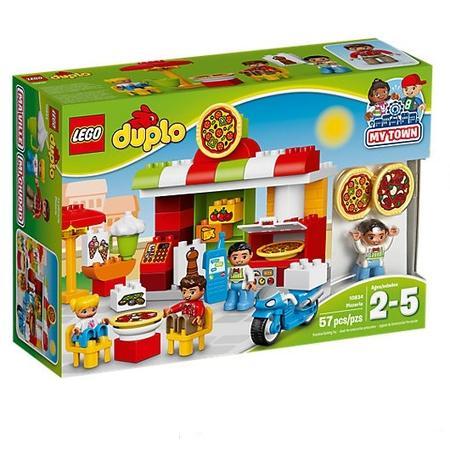 Lego Duplo, Pizzeria (10834) marki Lego - zdjęcie nr 1 - Bangla