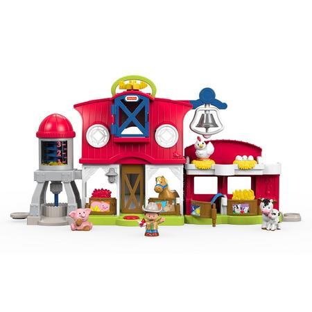 Fisher Price, Little People, Muzyczna Farma Małego Odkrywcy marki Mattel - zdjęcie nr 1 - Bangla