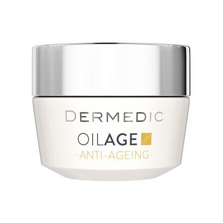 OilAge Anti-Ageing, Odżywczy krem na dzień przywracający gęstość skóry marki Dermedic - zdjęcie nr 1 - Bangla