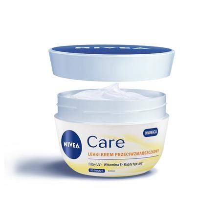 Care, Lekki krem przeciwzmarszczkowy marki Nivea - zdjęcie nr 1 - Bangla