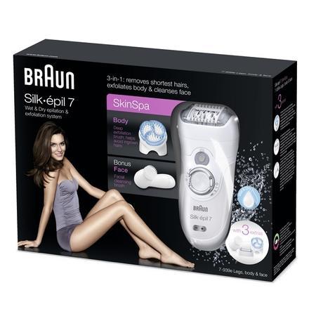 Braun, Depilator Silk-épil 7 Wet&Dry marki Braun - zdjęcie nr 1 - Bangla