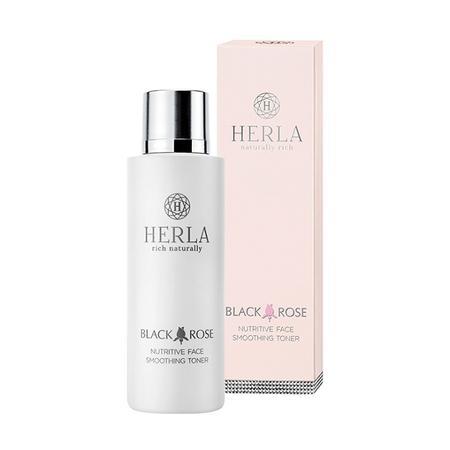 Herla Black Rose, Odżywczy tonik wygładzający do twarzy marki Herla - zdjęcie nr 1 - Bangla