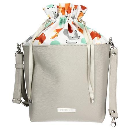 Baby Bag, uniwersalna torebka dla mamy marki PEEMER - zdjęcie nr 1 - Bangla