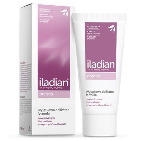 Iladian Pregna, Żel do higieny intymnej marki Aflofarm - zdjęcie nr 1 - Bangla
