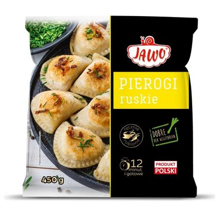 Pierogi ruskie marki Jawo - zdjęcie nr 1 - Bangla