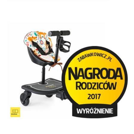DOSTAWKA X Rider 2w1  - uniwersalna dostawka do wózka marki DOSTAWKA - zdjęcie nr 1 - Bangla