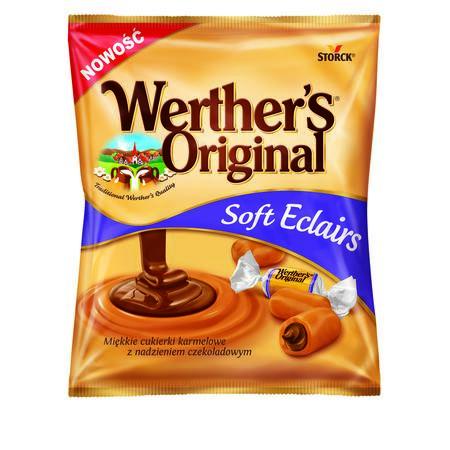 Werther's Original Soft Eclairs marki Storck - zdjęcie nr 1 - Bangla
