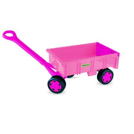 Gigant Wózek – Przyczepa Pink marki Wader - zdjęcie nr 1 - Bangla
