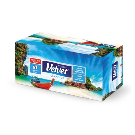 Nowe chusteczki Velvet marki Velvet Care - zdjęcie nr 1 - Bangla