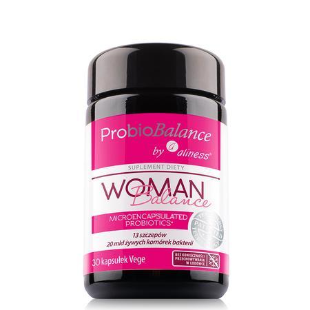 Probiotyk ProbioBalance by Aliness® Woman Balance marki Aliness - zdjęcie nr 1 - Bangla
