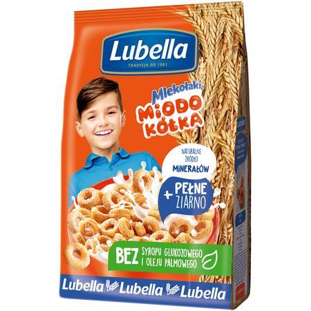 Płatki zbożowe bez syropu glukozowego marki Lubella - zdjęcie nr 1 - Bangla