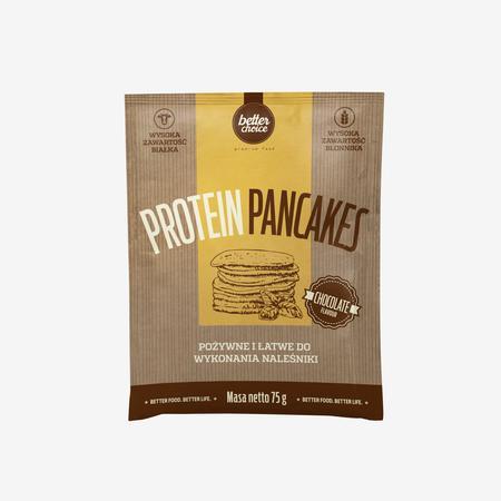 PROTEIN PANCAKES naleśniki czekoladowe marki Better Choice - zdjęcie nr 1 - Bangla