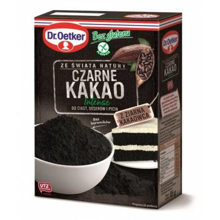 Czarne Kakao Intense bez glutenu marki Dr Oetker - zdjęcie nr 1 - Bangla