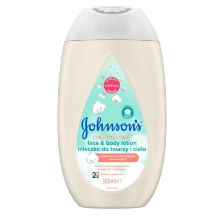 Mleczko do twarzy i ciała CottonTouch marki JOHNSON'S ® - zdjęcie nr 1 - Bangla