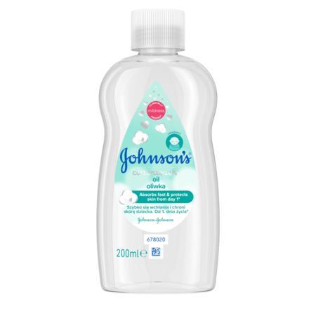 Oliwka marki JOHNSON'S ® - zdjęcie nr 1 - Bangla
