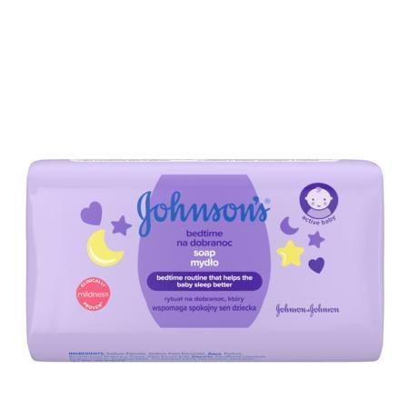 Mydło na dobranoc marki JOHNSON'S ® - zdjęcie nr 1 - Bangla