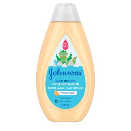 Płyn do kąpieli i mycia ciała Pure Protect marki JOHNSON'S ® - zdjęcie nr 1 - Bangla